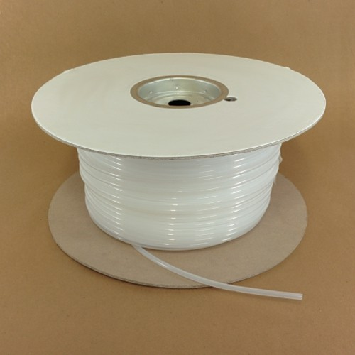 "500 ft Reel 1/4"" Poly-Tubing (Case of 4) 500 ft Reel 1/4"" Liner Low Density Polyethylene Tubing. Case of 4"